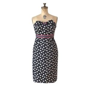 "Black with White Polka Dots Maeve ""Goddess"" Casual"